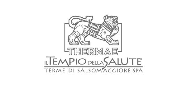 logo tempio della salute